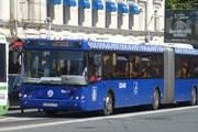 Автобус на Старой Басманной улице // Travel.ru