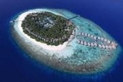 Гостиница расположена почти на экваторе. // outriggermaldives.com