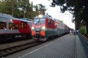 Поезд РЖД // Travel.ru