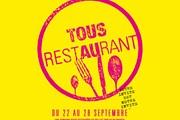 Акция пройдет с 21 сентября по 4 октября. // tousaurestaurant.com