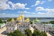 Киев - в тройке лидеров по популярности у российских туристов. // Svietlieisha Olena, shutterstock.com