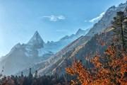 Домбай прекрасен в любое время года. Ноябрь - не исключeние. // rtem, Shutterstock