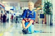 Даже маленькие дети должны сдавать биометрические данные для поездки в Бельгию. // Nadezhda1906