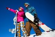 Россияне охотно ездят кататься на лыжах в ближнее зарубежье. // Grekov's, shutterstock