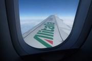 Самолет Alitalia // Юрий Плохотниченко