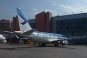 Самолет Estonian Air в Москве // Юрий Плохотниченко