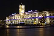 Московский вокзал в Санкт-Петербурге // Юрий Плохотниченко