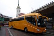 Автобус RegioJet // Юрий Плохотниченко