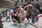 Вандализм в Риме продолжается. // gelocal.it