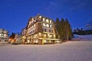 Отель находится в 150 метрах от подъемника. // greyhotel.rs