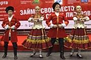 Все регионы России будут представлены на выставке. // itm-expo.ru