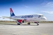 Самолет Air Serbia // airserbia.com