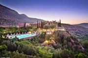 Марокканский дворец-отель Ричарда Бренсона // dailymail.co.uk
