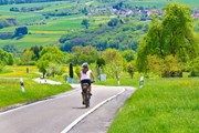Шоссе предназначено исключительно для велосипедистов. // Juergen Faelchle, sunnyskyz.com
