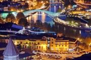 Ночной Тбилиси // Anna Bogush, shutterstock.com
