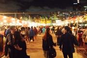 Ночные рынки - популярное развлечение для туристов. // bamdokkaebi.org