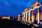 Помпеи - музей под открытым небом. // romeanditaly.com