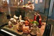 Часть экспозиции музея бесплатно можно увидеть в аэропорту. // yle.fi