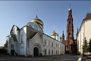 Площядка на колокольне Богоявленского собора находится на высоте 72 метра. // rpconline.ru