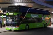 Автобус Flixbus // Юрий Плохотнчиенко