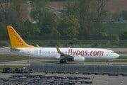 Самолет Pegasus Airlines // Юрий Плохотниченко