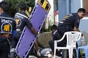 В Таиланде гремят взрывы, есть жертвы. // Rungroj Yongrit , EPA