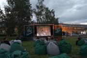 Кинотеатр под открытым небом Кинопорт DME