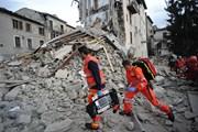 В Италии - разрушительное землетрясение // Sandro Perozzi, AP Photo