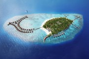 Отель The St. Regis Maldives Vommuli Resort на аттоле Даалу