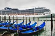 Жителей Венеции раздражают круизные лайнеры. // italy4.me