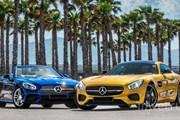 Экскурсии на Mercedes-Benz - по Большому Сочи.