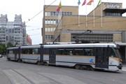 Трамвай в Брюсселе // Юрий Плохотниченко