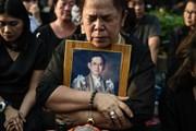 Таиланд скорбит по королю.
