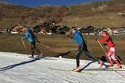Снег для беговой трассы сохранили с прошлой зимы. // livigno.eu