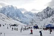 Домбай планирует принять 350 тысяч туристов. // dombai.org