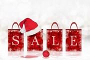 Скидки на зимних распродажах достигают 70%. // alekso94, shutterstock