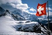 Швейцария ждет снега. // The Telegraph