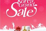 Распродажа продлится до конца зимы. // koreagrandsale.co.kr