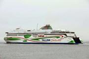 Megastar - крупнейший паром оператора AS Tallink