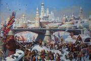 Туристам расскажут о масленичных традициях столицы. // nexplorer.ru