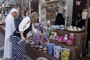 Арабский рынок на фестивале Mother of the Nation // Gulf News