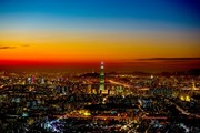 Небоскреб Lotte World Tower - самый высокий в Корее. // lotteworld.com