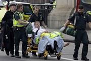 Теракт в Лондоне унес жизни нескольких человек. // Matt Dunham, AP