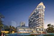 Отель Shanhaitian Resort Sanya  // marriott.com