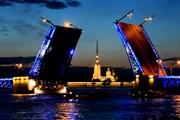 Летняя ночь в Санкт-Петербурге // YouTube