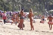 По средам и четвергам пляжи Паттайи станут просторнее. // YouTube