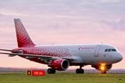 """Самолет """"России"""" // rossiya-airlines.com"""