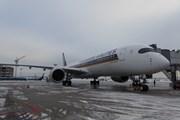 Airbus A350 Singapore Airlines // Юрий Плохотниченко