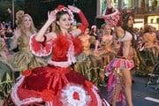 Карнавал начнется в 19:00 // vk.com/carnavalsochifest