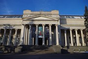 Пушкинский музей отмечает 105-летие. // северная-линия.рф